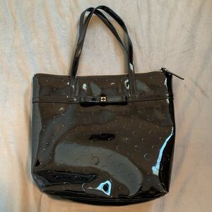 Kate Spade Black Jeralyn Handbag NWT